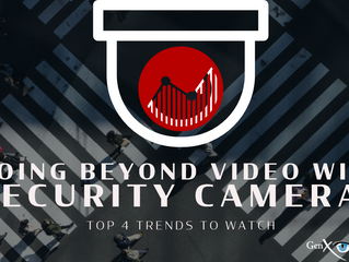 Security Cameras Do More Than Capture Video: Top Trends Today