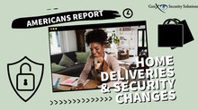 Research: Americans Report How Home Deliveries and Safety Has Changed This Year