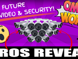 A - Z Security and Video Features in Demand for the Future!