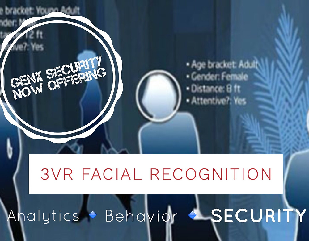 Facial Recognition Security Technology 3VR