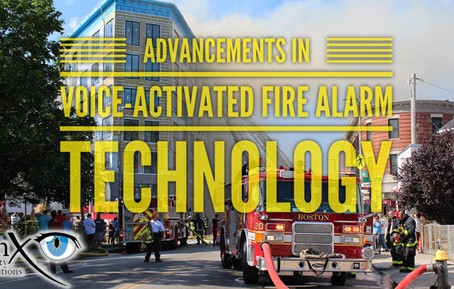 Advanced Voice-Activated Fire Alarm Technology Today