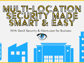 Easily Managing Security for Multiple Small Business Locations