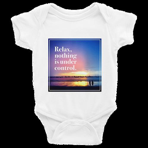 Baby Onesie - Relax