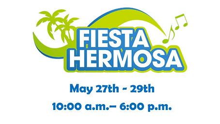 Fiesta Hermosa street fair