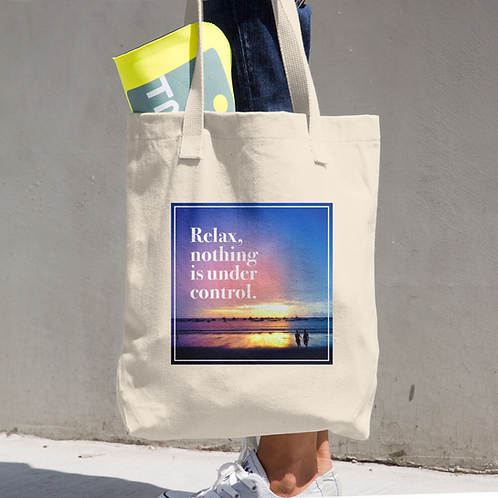 Tote Bag - Relax