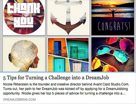 DreamJobbing opportunity platform