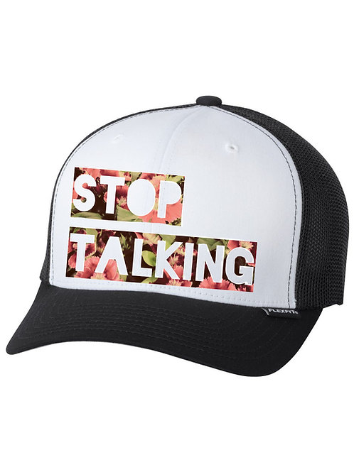 Trucker Hat - Stop Talking