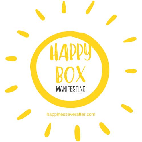 Happy Box Program - Manifesting