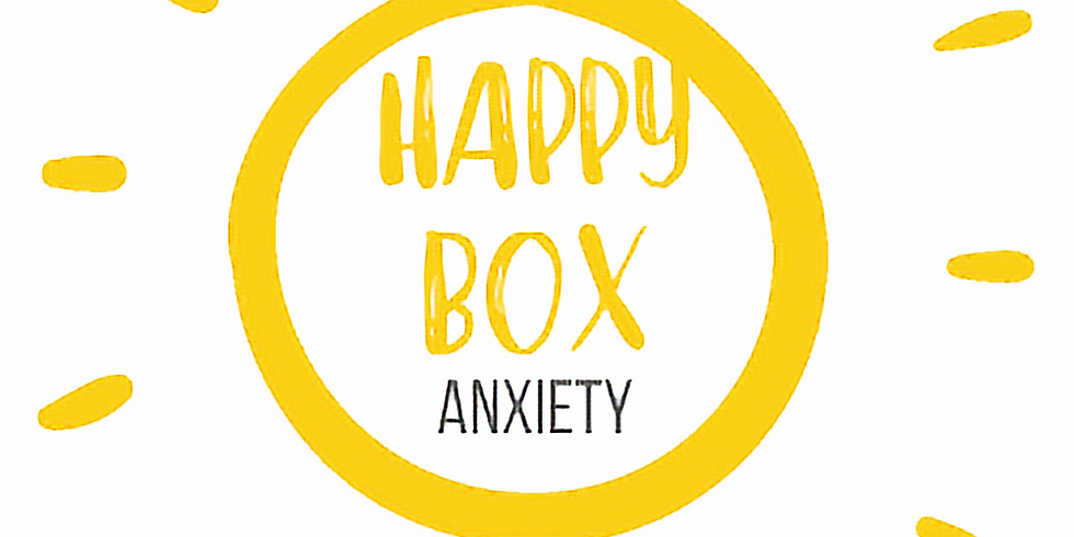 Happiness Program Group Coaching - Anxiety