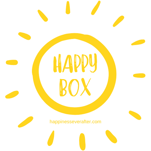 Happy Box Sticker
