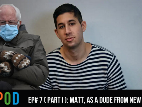 Podcast: Matt comes out of the Kompetensutvisning Closet