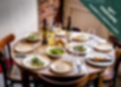 Relaxed European Bistro for London Foodies