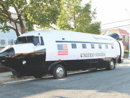 Up, Up and Away: What Happened to Astoria's Space Shuttle?