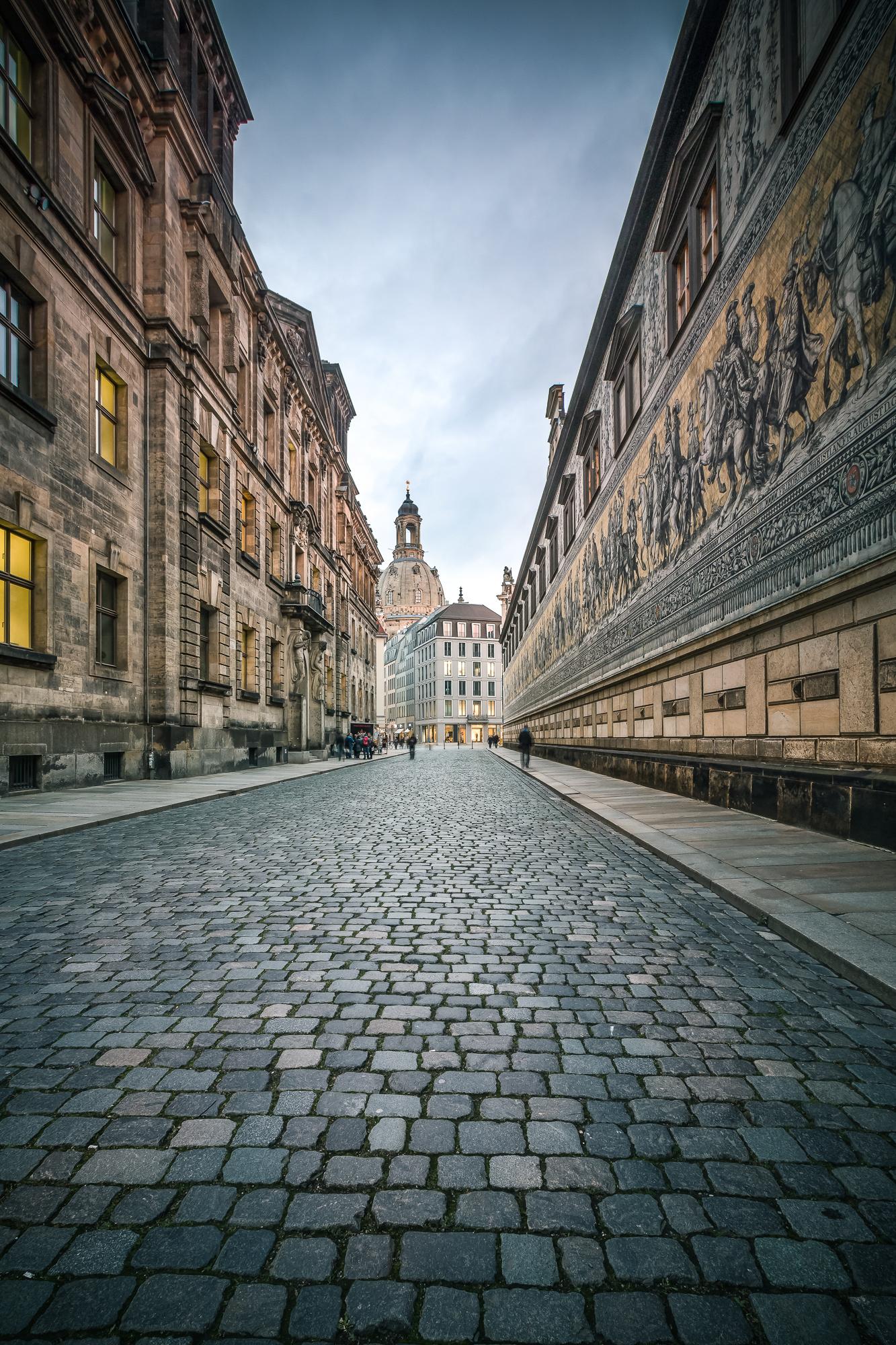 Dresdner Fürstenzug