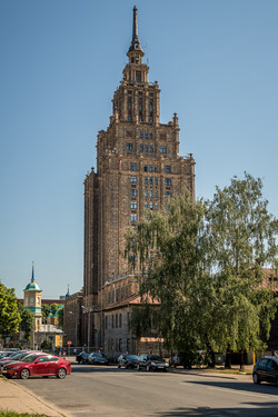 Akademie der Wissenschaft Riga