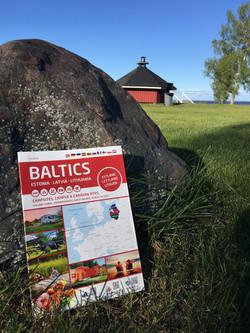 BALTICS Campingführer