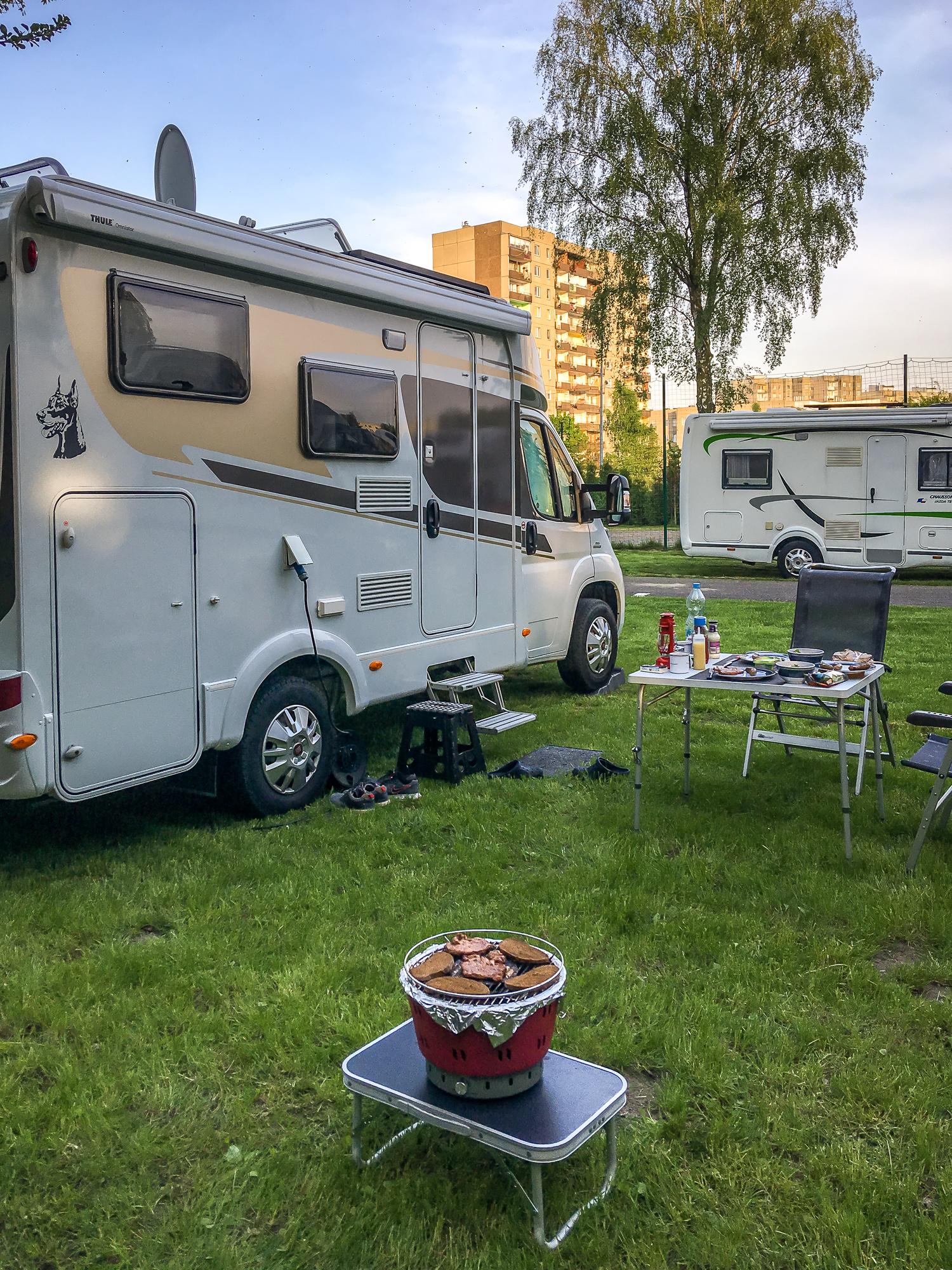 Baltic Camping Kohlberg