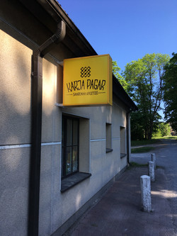Beste Bäckerei auf Saaremaa