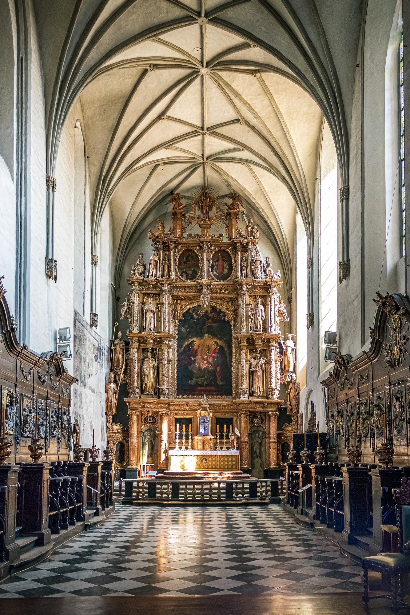 Nikolaikirche Danzig