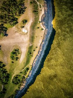 Die Steilküste von Saaremaa