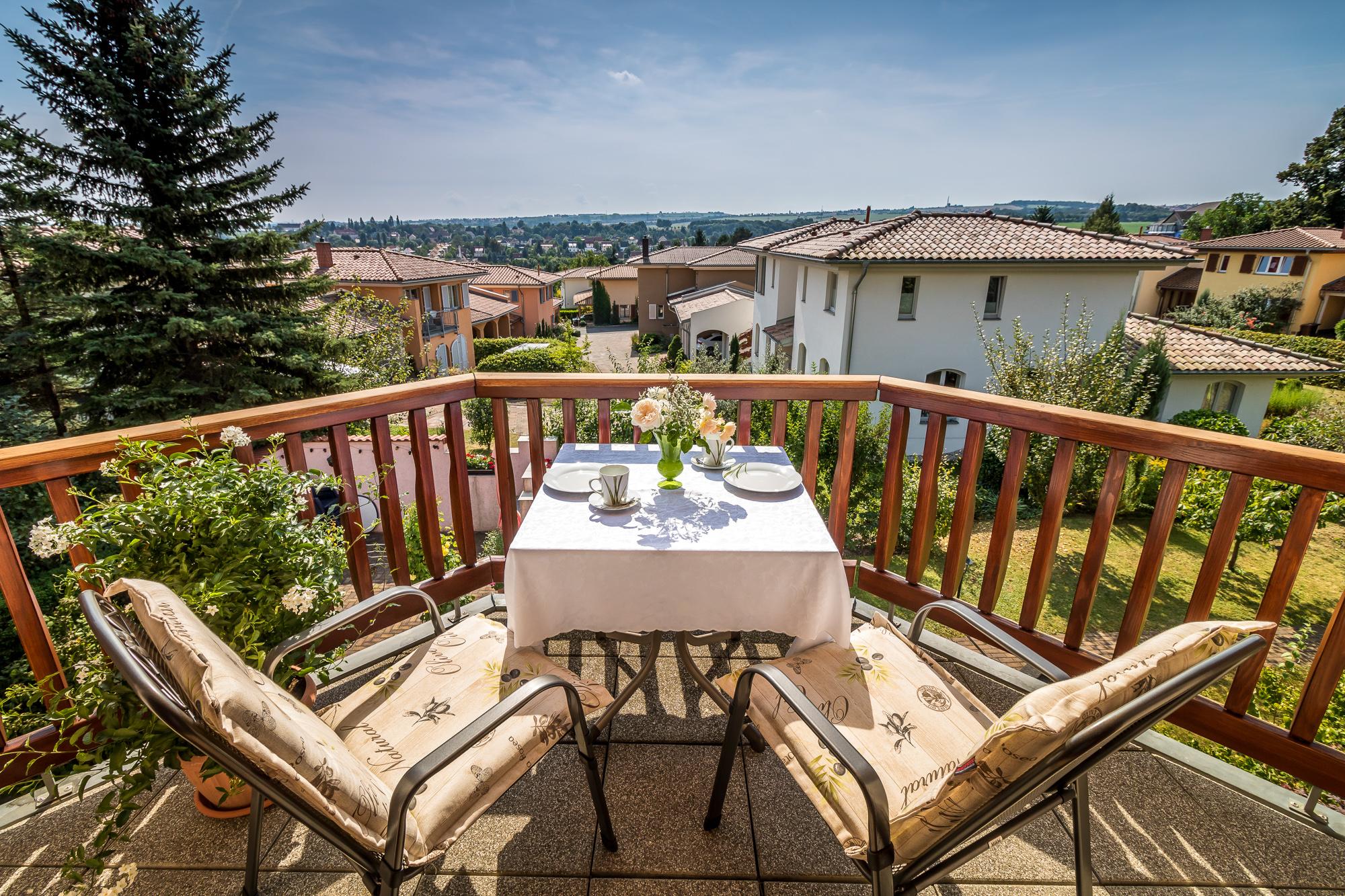 Ferienwohnung Toscanablick