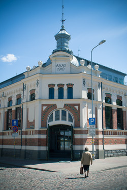 Markthalle Liepaja