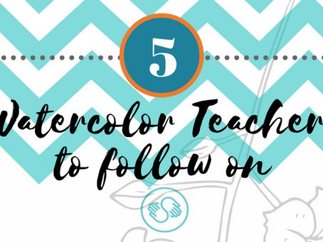 5 Watercolor Teachers to Follow on Skillshare