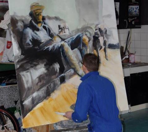 Dessin Contemporain // Peinture