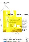 Volume-Espace-Trait