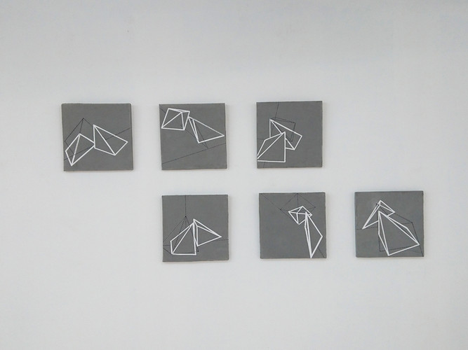 Série Tiers de cube Virginie Prokopowicz