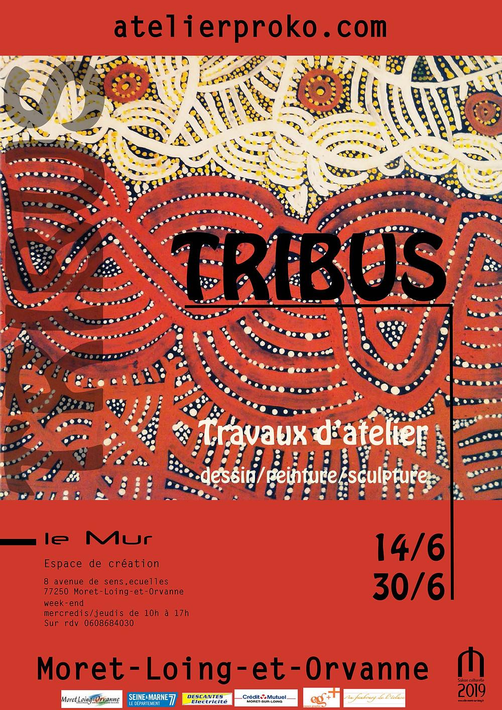 Exposition TRIBUS