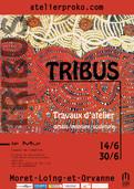 "Travaux de l'atelier Proko ""TRIBUS"""