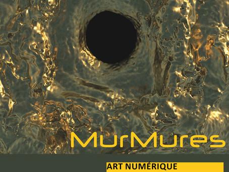 MurMure Art numérique/ Ronald Dagonnier-Serge Goldwicht-Pierre Lebecque