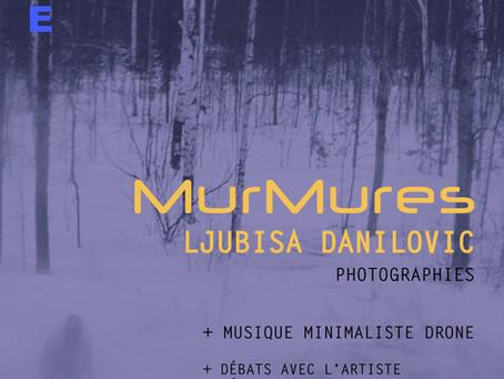 1er Rdv Murmures Ljubisa Danilovic Photographie & musique drone