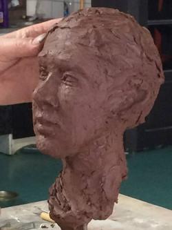 Sculpture/modelage sur mesure