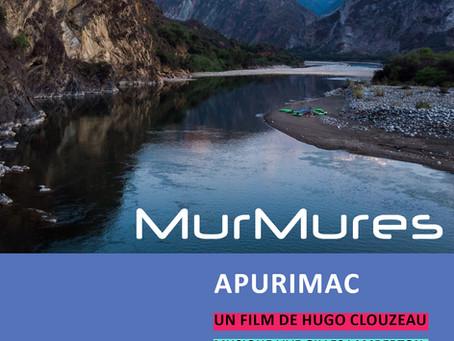 Vendredi 6 mars à 19h30: APURIMAC/  film d' Hugo Clouzeau et musique live de Gilles Lamberton