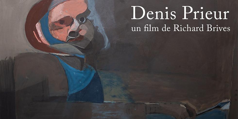 Documentaire sur le peintre Denis PRIEUR par Richard Brives