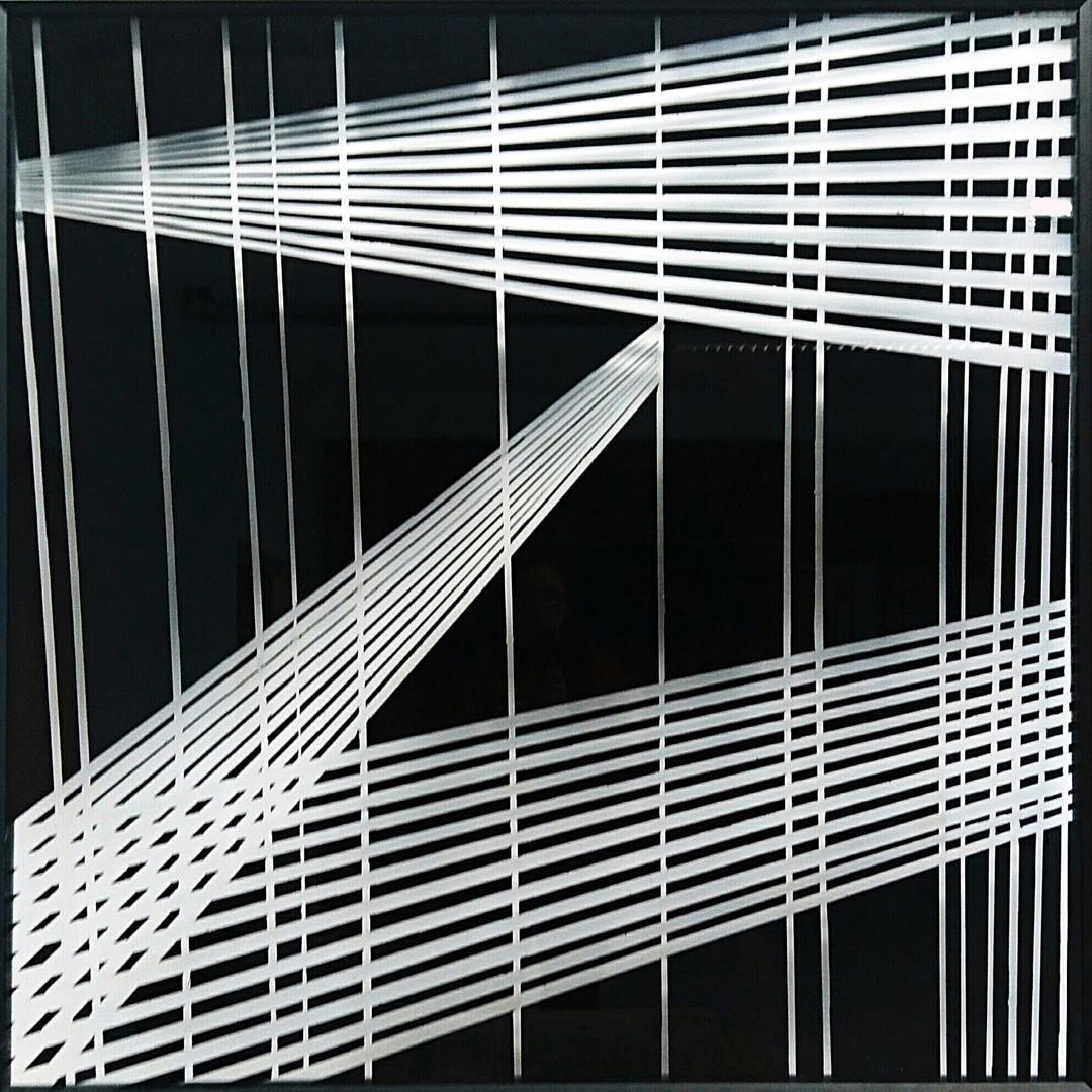 Cellule 125 x 125 cm.Virginie Prokopowicz