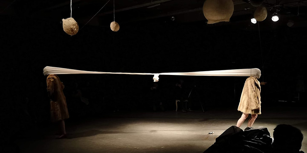 Performances SOUFFLES. Christine Coste/ Catherine Ursin