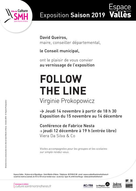 Follow the line // Virginie Prokopowicz