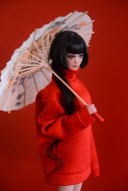 KULT doll AIKO  _  garden of love