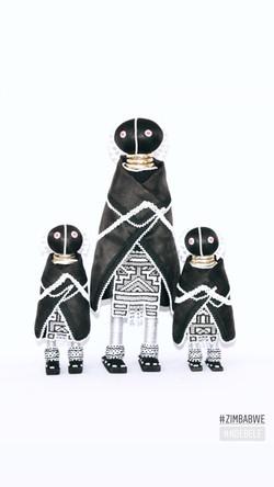 ndebele dolls