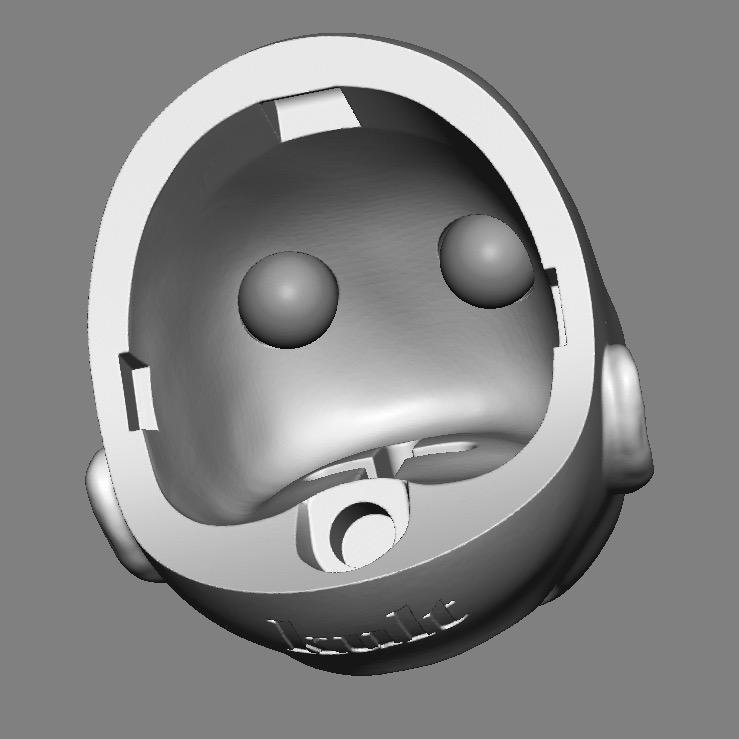 KULT doll  _  head