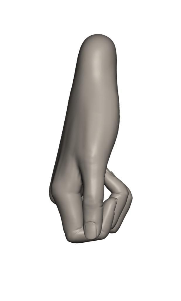 KULT doll  _  hands