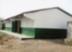lycée construit par alaric togo afrique