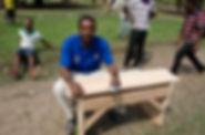 don table banc école togo afrique
