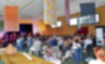 concert pour financer lycée au togo