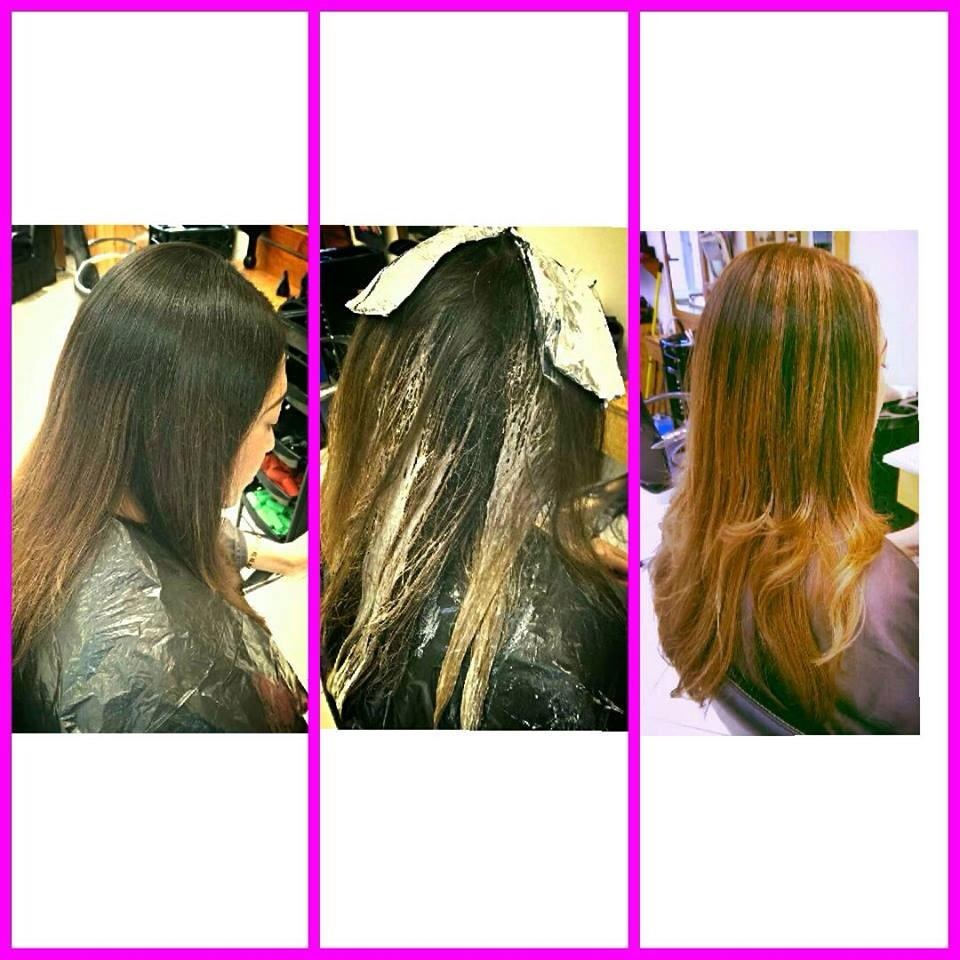 OMBRE BY KEVIN