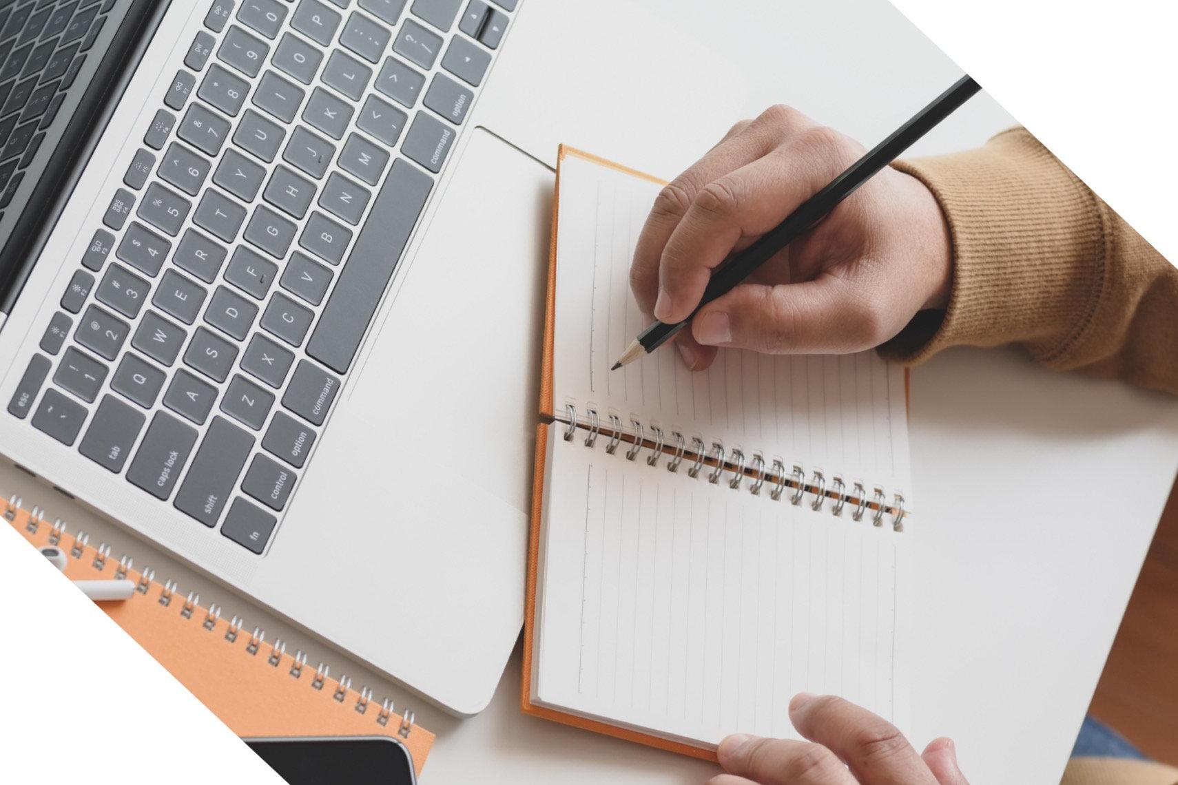 Haciendo fácil el proceso de escribir