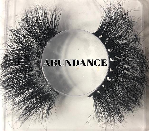 """"""" Abundance """" Side-Eye Mink Lash"""